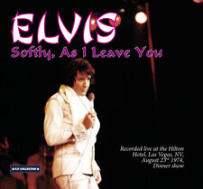 Elvis Collectors CD - Softly As I Leave You
