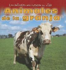 Animales de la Granja = Animals on the Farm (Animales Nos Cuentan su-ExLibrary