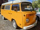 1977 Volkswagen Bus/Vanagon  77 VW Camper Westfalia with poptop bed