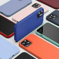 ESR Case for iPhone 12 Pro Max Mini, Liquid Silicone Luxury Silky Smooth Cover