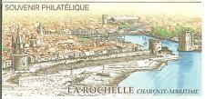 Souvenir philatélique N° 44 LA ROCHELLE. Sous blister d'origine