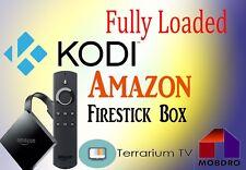 😍 UNLOCK Amazon Fire TV Box stick (3rd Gen) Alexa Voice Remote 4K HD KODI 17.6