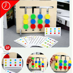 Fruit Pairing Game Children Wooden Montessori Toys Educational Toy Funny Gift