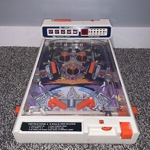 Vintage 1979 Tomy Atomic Arcade Tabletop Pinball Game Electronic Read Desc.