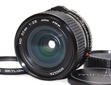 [Excellent++] Minolta MD 20mm f/2.8 New MD Lens for SR[MC/MD] from JAPAN