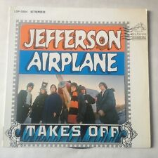 "33 TOURS / LP--JEFFERSON AIRPLANE--TAKES OFF ""US PRESS"""