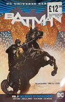 DC Universe Rebirth - BATMAN - THE RULES OF ENGAGEMENT  - Vol.5 #6