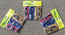 3x 6er Pack Gepäckgummi Gepäckspanner Spanngummi in 3 versch. Längen H