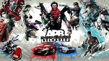 APB Reloaded Game Poster 26'' x 15''