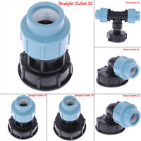 Bowser Garden Tap Hose Adapter Lawn Connector Reducer Thread Tool for IBC TankHC