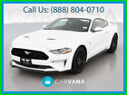 2019 Ford Mustang GT Premium Coupe 2D Push Button Start CD/MP3 (Single Disc) Cruise Control Daytime Running Lights