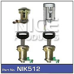 Nice Products Lock Set Suits Daihatsu Centro 1995-2001 NIK512