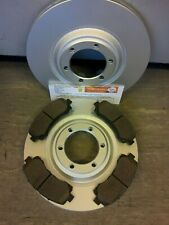 ISUZU D-MAX FRONT BRAKE DISCS AND PADS 1.9 2.5 ALL 4WD MODELS 2012 ONWARDS>>