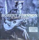 "ROBERT JOHNSON THE COMPLETE COLLECTION - 180 GRAM VINYL 2 LP SET "" NEW """