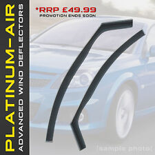 Vauxhall Vectra C 4/5 DR (2002+) Front Window Rain Wind Deflectors