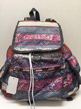 NWT LeSportsac Voyager Backpack Free Spirit  $116