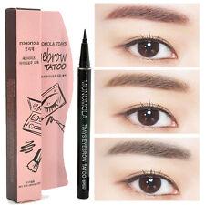 Pro Makeup Waterproof Eye Brow Eyebrow Tattoo Pen Liner Long Lasting - 7 Days
