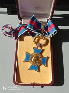COMMANDEUR MEDAILLE ORDRE du merite militaire french medal