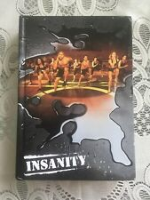 Insanity Cardio Workout DVD Set (10 Disc)