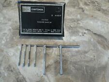 Craftsman Set Of 6 Telescoping Gauges