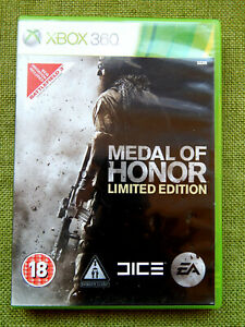 Medal of Honor: Tier 1 Edition (Microsoft Xbox 360, 2010, PAL, Game, Complete)