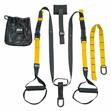 *** Home Gym Suspension Resistance Strength Training Straps Workout Trainer ***