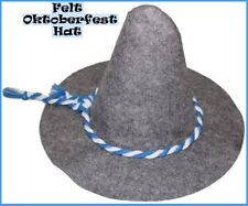 9dcab67398b Peasant OKTOBERFEST Sepp HAT Alpine Bavarian German Birthday Costume Party