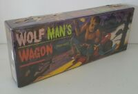 Polar Lights The Wolf Man's Wagon Plastic Model Kit #5015 Made in 1997