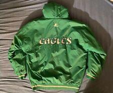 Men's vintage 90's Starter NFL Philadelphia Eagles hooded jacket size L