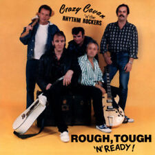CD Crazy Cavan 'n' The Rhythm Rockers  Rough,Tough'n'Ready TEDDY BOYS - SEALED