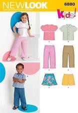 Simplicity Toddler Vintage Sewing Patterns