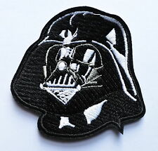 "Darth Vader Star Wars Embroidered Iron On Patch Anakin Skywalker about 3.1""×3"""