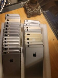 Lot Of 20 Iphone 6 And 6plus