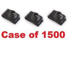 Lot of 1500 U NUT M8 x 1.25 Multi-Thread U NUT LUGS080025-4