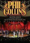 Phil Collins: Going Back - Live at Roseland Ballroom, NYC (DVD, 2010) - C0501
