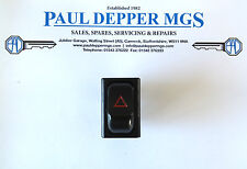 MG MGB, Hazard Warning Light Switch BHA5267