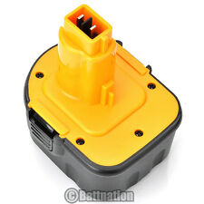 12V 3000mAh 3.0AH NiMh Battery for DEWALT DC9071 DW9071 DW9072 DW953 DW965 DW972