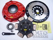 XTD® STAGE 3 RACE CLUTCH & PROLITE FLYWHEEL KIT fits NISSAN 90-96 300ZX 3.0L NT