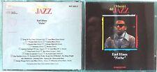 I MAESTRI DEL JAZZ - EARL HINES - FATHA - 1 CD n.3954