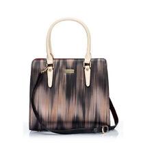 Serenade Odyssey Metallic Finish Leather Handbag