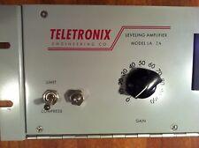 TELETRONIX LA-2A Classic Leveling Amplificateur-Universal audio