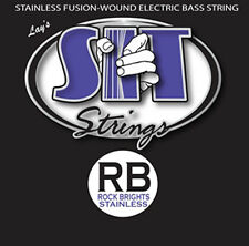 SIT Strings SRB45100L Stainless Rock Brights Light Electric Bass Strings