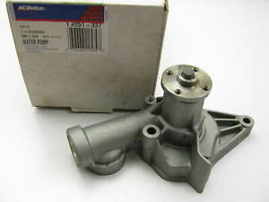 Acdelco 251-337 Engine Water Pump - 1981-1988 GM Buick Chevy Olds 2.5L Iron Duke