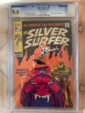 Silver Surfer #6 - CGC 9.0