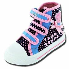 Summer Medium Width Baby Girls' Canvas Shoes