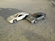 HOT WHEELS - PHIL'S GARAGE - CHASE / INITIALS - FERRARI 288 GTO + white 5 pack