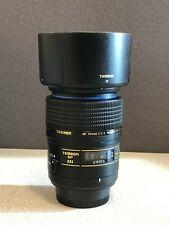 Nikon Tamron SP 90mm f/2.8 Di 1:1 Macro/Portrait Lens For Nikon F Mount