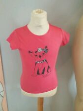 in extenso t -shirt T 6 ans  neuf