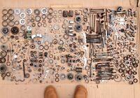 Vintage Bicycle Parts - Steampunk - Morrow