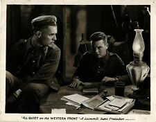 LEWIS AYRE  ALL QUIET ON THE WESTERN FRONT VINTAGE PHOTOGRAPH (F)